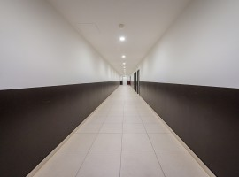 Grès porcellanato strutturato Stabile logistico amministrativo ex Cif | Rancate