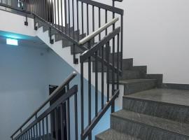Granito Onsernone levigato Stabile commerciale e amministrativo Piccadilly | Mendrisio
