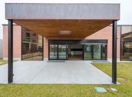 Granito Onsernone granigliato Stabile commerciale e amministrativo Piccadilly | Mendrisio